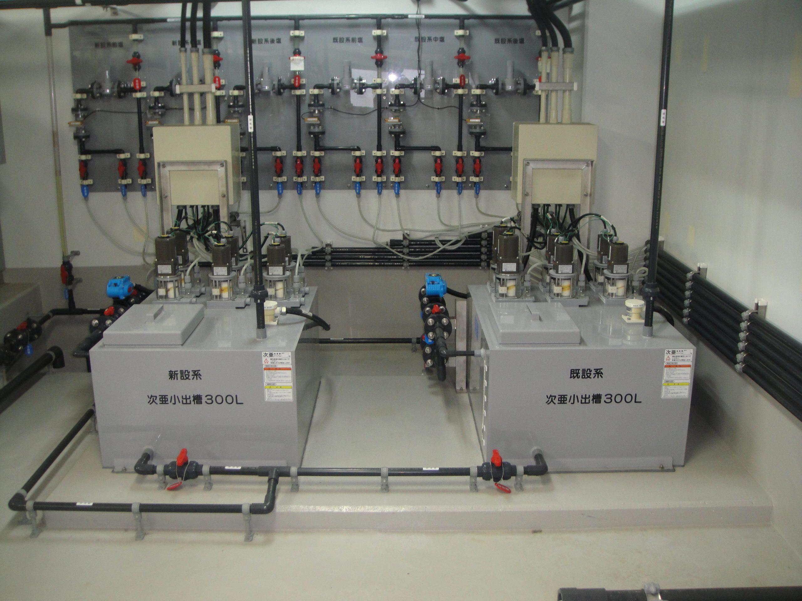 液中ピストンポンプ NKW-VL型 製品写真2