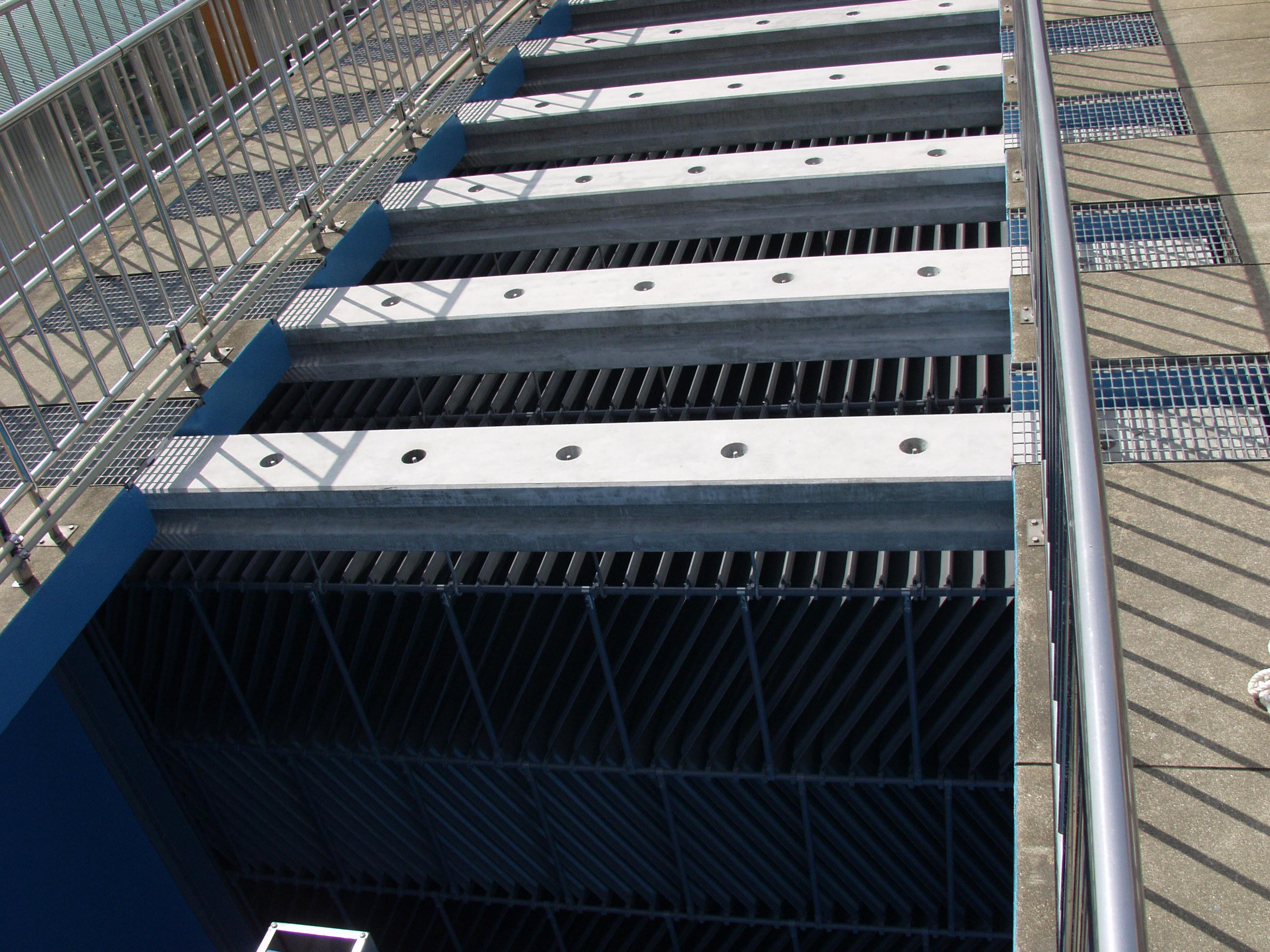 傾斜板沈降装置 製品写真1