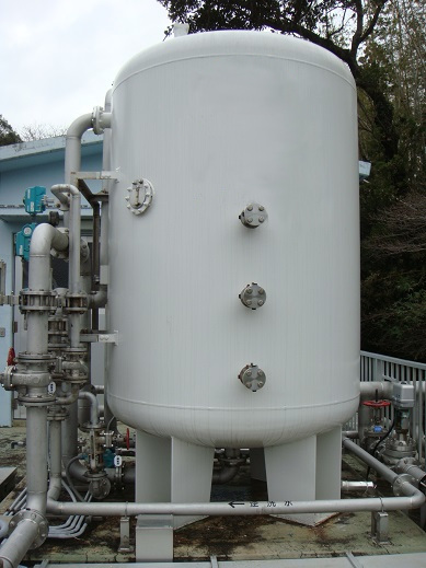 硝酸態窒素除去装置 製品写真1