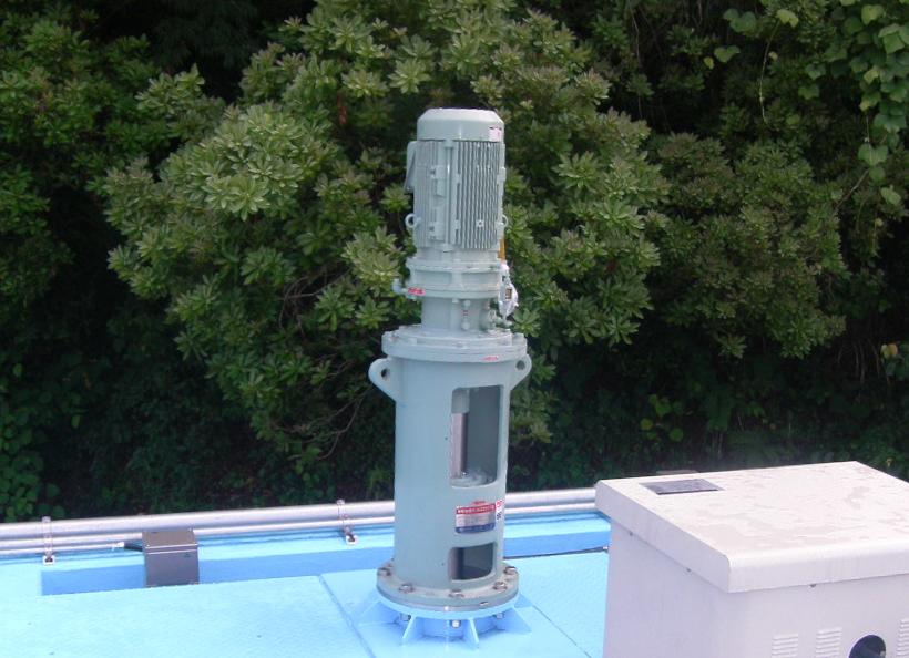 フラッシュミキサー(急速攪拌装置) 製品写真1
