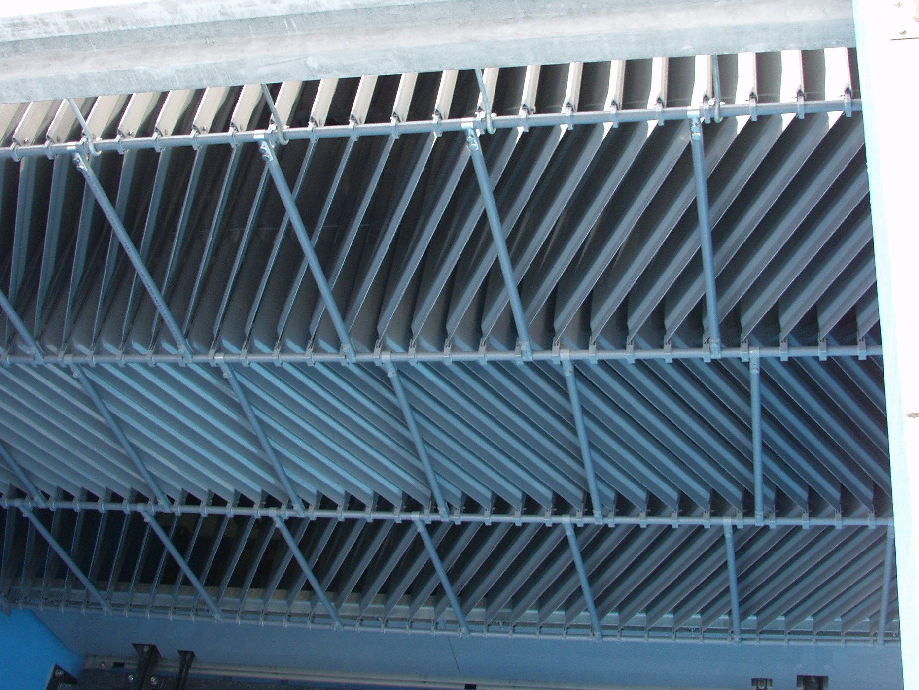 傾斜板沈降装置 製品写真2