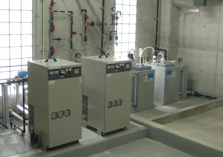 次亜冷却装置 製品写真1
